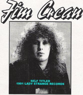 JIM CREAN~ELEGANCE,EXCESS & DECEDANCE C 2004 GLASS MOUNTAIN RECORDS,INC.
